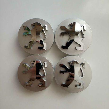 Капачки за джанти за Пежо 307 407, Ситроен C4, Рено Клио/Меган