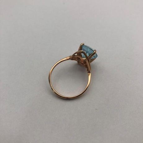 0% Кольцо с камнями , золото 585 Россия, вес 3.80 г. «Ломбард Белый»