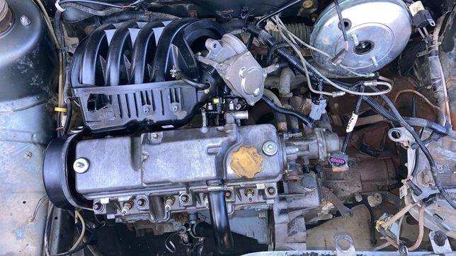 Двигатель на Ваз 2114