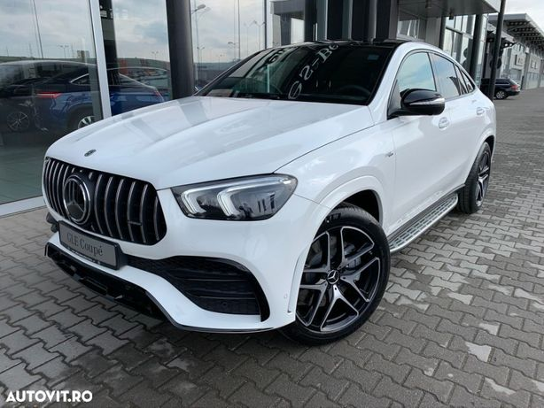 Mercedes-Benz GLE Coupe MODEL NOU / Linie AMG Exclusive / 435 CP / Jante AMG 21""