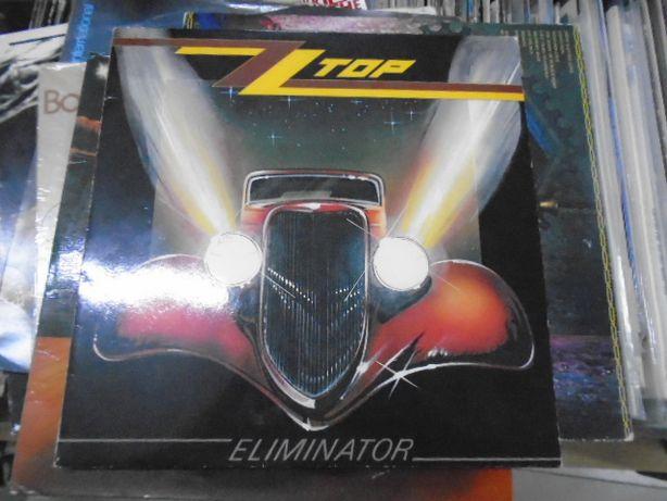 """винил ZZ Top """"Eliminator"""" (Germany)"""