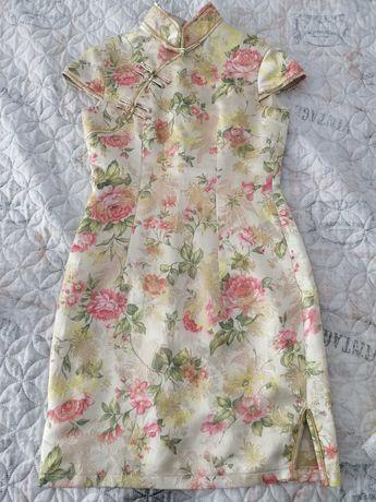 Официлна къса рокля
