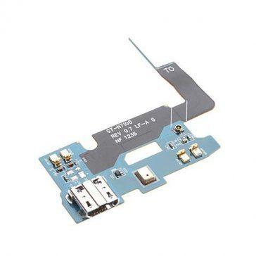 Mufa flex placa incarcare pentru Samsung Galaxy Note 2 N7100 / N7105