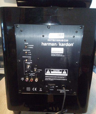 Harman/Kardon активни суббуфери