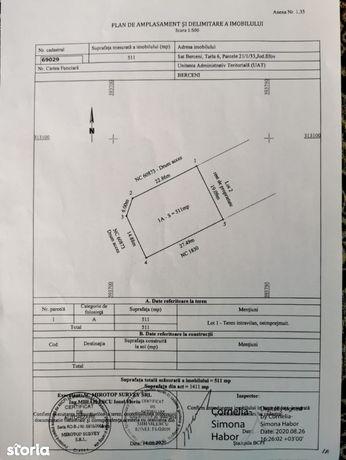 Teren Intravilan Construibil/Loturi /Comuna Berceni