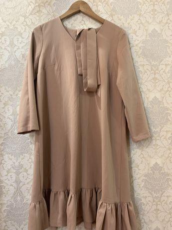 Платья 4000 тг новый размер 48 юбка 500 тг