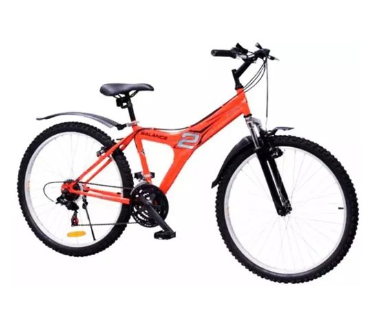 Велосипед Nomad Balance. Стальная 16 рама. 26 колеса.
