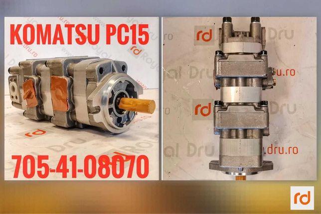 Pompa hidraulica Komatsu PC15 - piese de schimb Komatsu