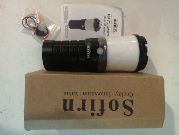 Лучший кэмпинговый фонарь Sofirn BLF LT1  (отправлю в любой регион)