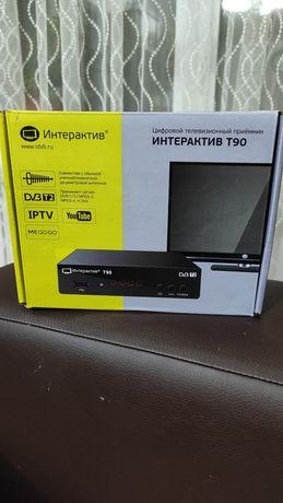 Продам НОВЫЙ цифровой ТВ приёмник!
