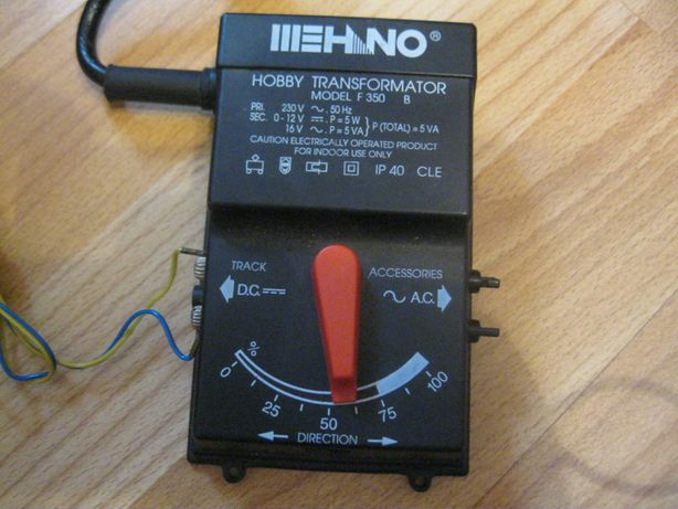 MEHANO Hobby Transformator model F 350