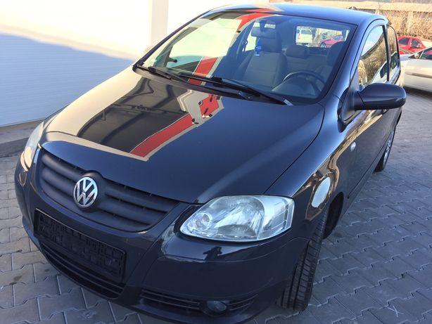 Volkswagen Fox 1,4 tdi