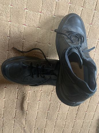 Pantofi piele Ecco