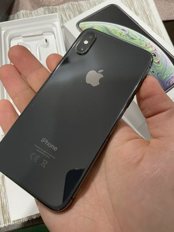 Iphone XS space gray 64 10/10