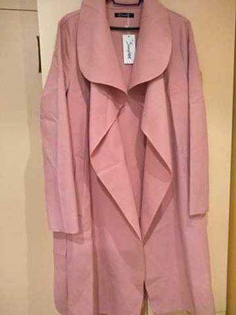 Разкошно ефектно дамско палто