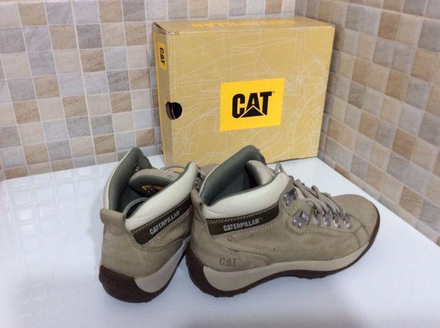 Caterpilar CAT bocanci de damă, piele, mar. 38 sport montan (Musette)