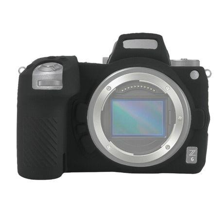 Husa de protectie din silicon pentru Nikon Z6 Z7 Mirrorless