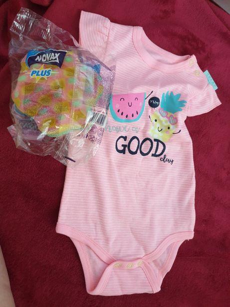 Body bebe fetita fata mar 86,12-18luni jucarii cadou burete bebe baie