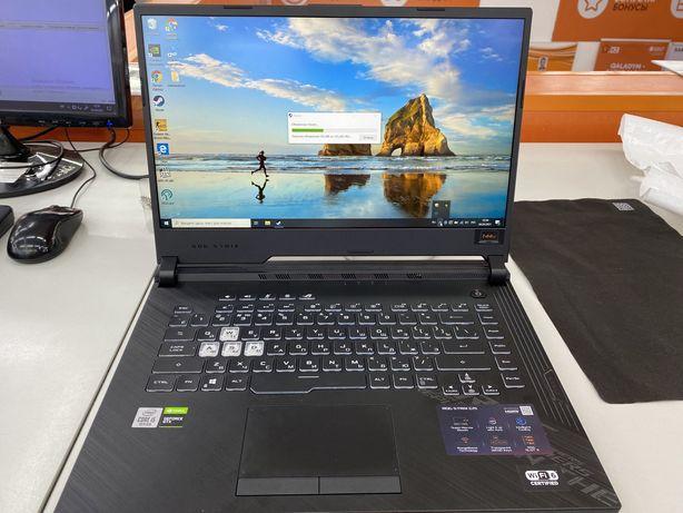Продаю игровой ноутбук Asus ROG Strix G15