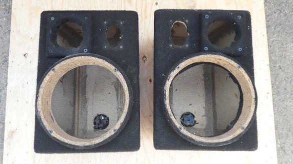 Кутии за трилентови тонколони - 2 бр.