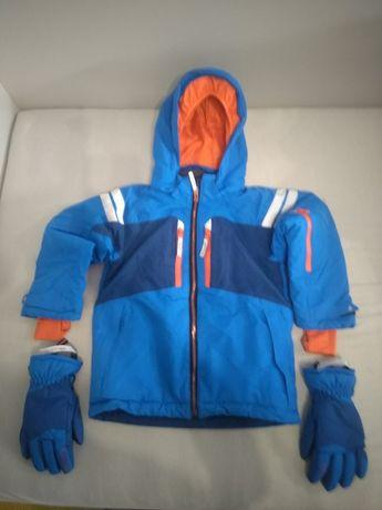 Детско ски яке , гащеризон и ръкавици