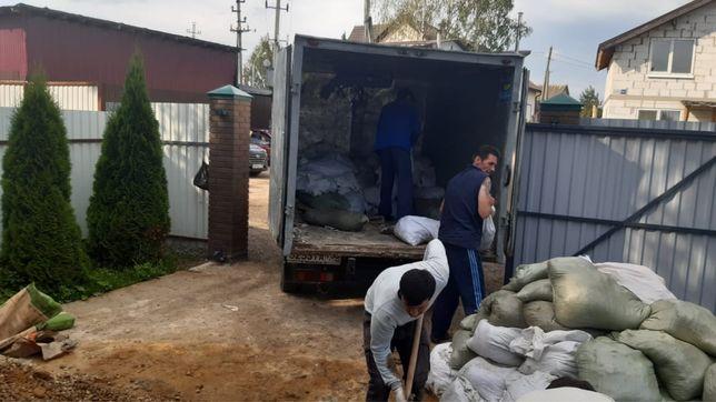 Вывоз мусора с квартир домов гаражей