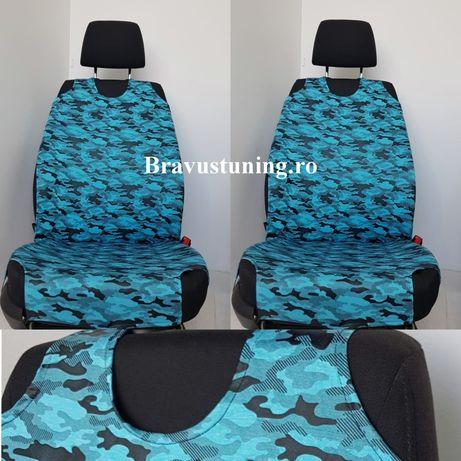 Huse scaun auto tip maieu 2 buc/Set- diverse culori