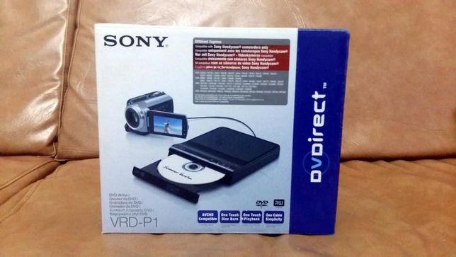Dvd Writer Sony VDR-P1