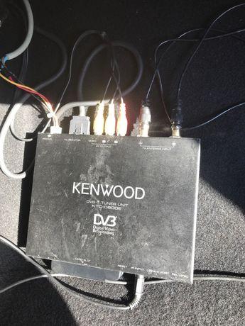 Tv tuner kewnood d600e