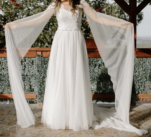 Rochie mireasa Romana Couture