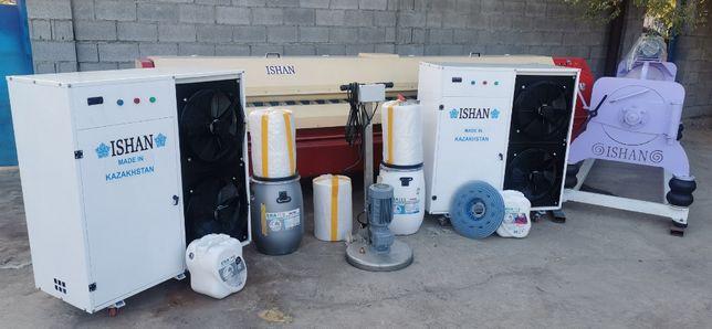 Оборудование для химчистки ковров (гарантия, установка, обслуживание)