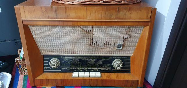Radio cu pick-up,Electronica