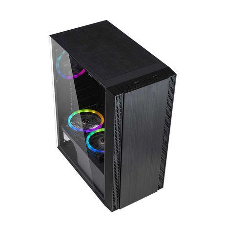 Корпус Wintek Fusion F503, ATX/Micro ATX USB 1*3.0/2*2.0 HD-Audio+Mic,
