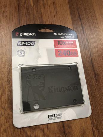 SSD Kingston A400, 240GB, sata 3, Sigilat