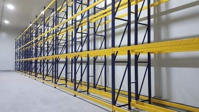 Rafturi metalice profesionale paleți depozitare 285x4586