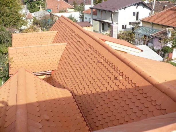 Executam acoperisuri si reparatii de urgenta