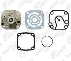 Kit reparatie compresor + chiluoasa Mercedes Actros, EvoBus 1100070750