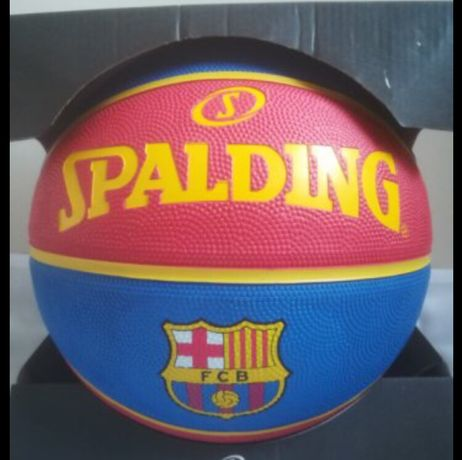 SPALDING Barcelona Euroleague баскет топка Size 7