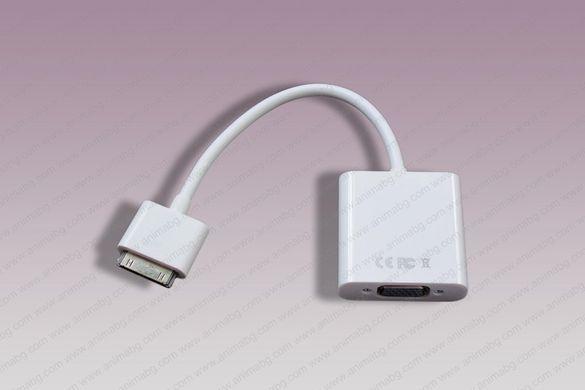 ANIMABG iPad към VGA преобразувател