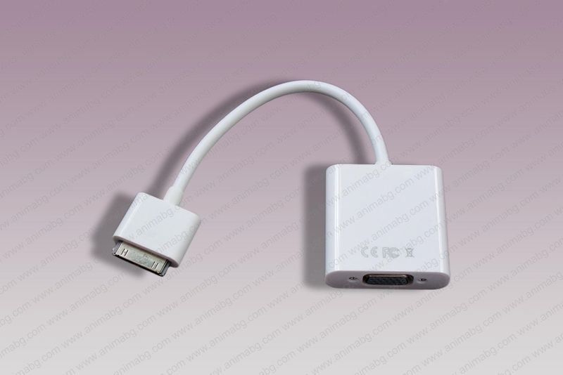 ANIMABG iPad към VGA преобразувател гр. Шумен - image 1