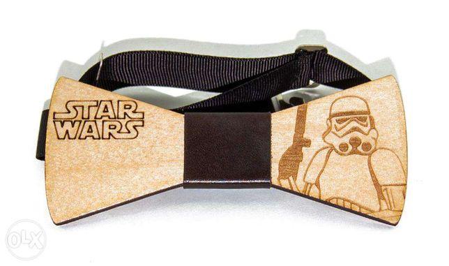 papion din lemn Star Wars
