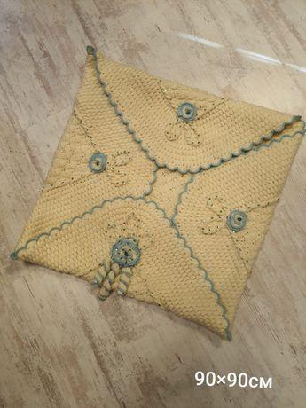 Плетени пелени на една кука