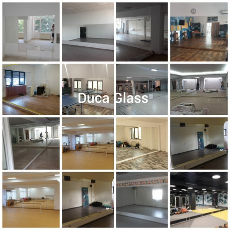 oglinda sala dans, sport, balet, fitness, spa, xbody, kineto
