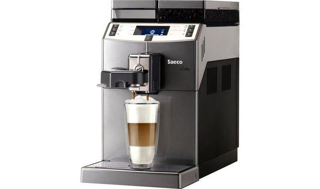 Кофемашина Saeco Lirika One Touch Cappuccino, новая, гарантия