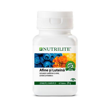 Vitamine: afine si luteina NUTRILITE - Amway (104144)