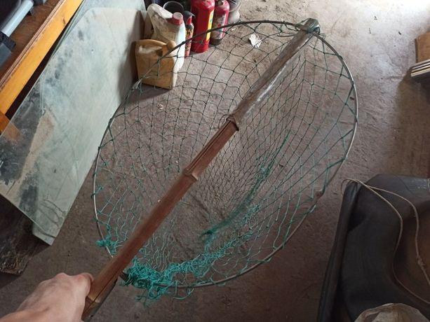 Сачок для рыбалки Большой Разборный
