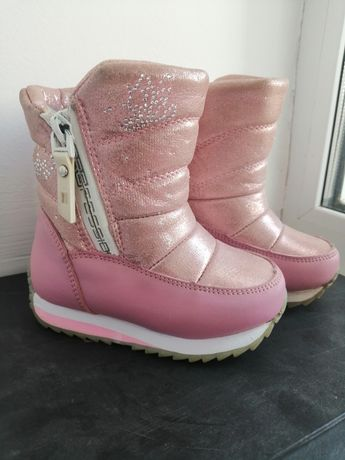 Зимная обувь для девочки