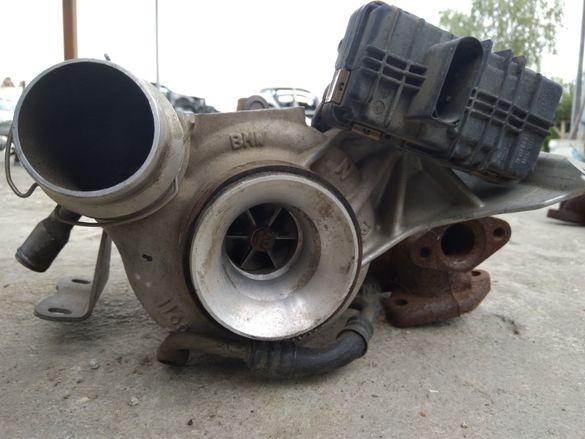 турбо БМВ / турбина 2,0 дизел 184 к.с. BMW