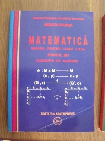 Matematica cl.XII M1 -Algebra