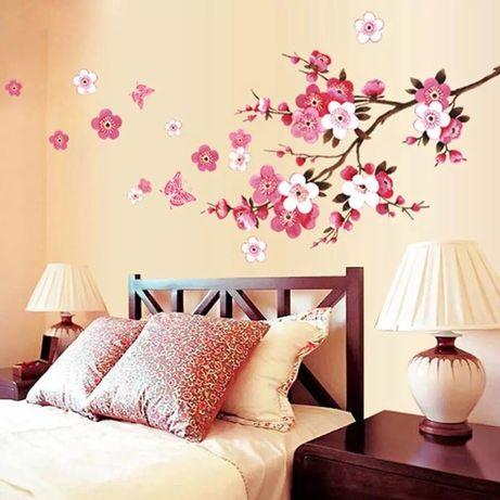 Sticker decorativ de perete